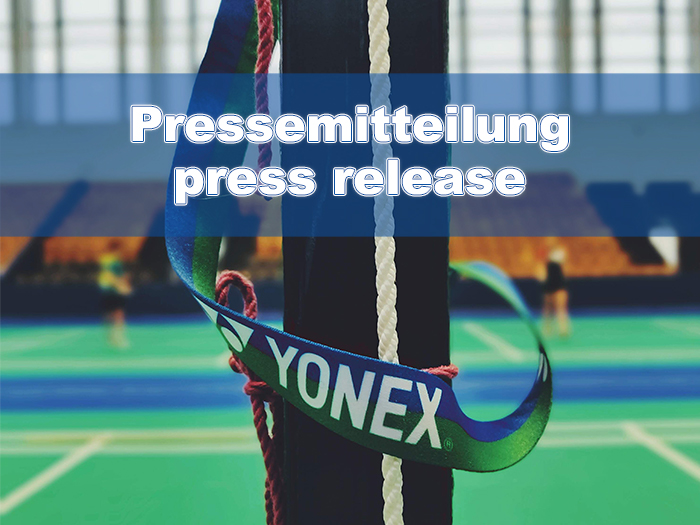 YONEX German Junior 2019 – erstmals über 300 Teilnehmer in Berlin